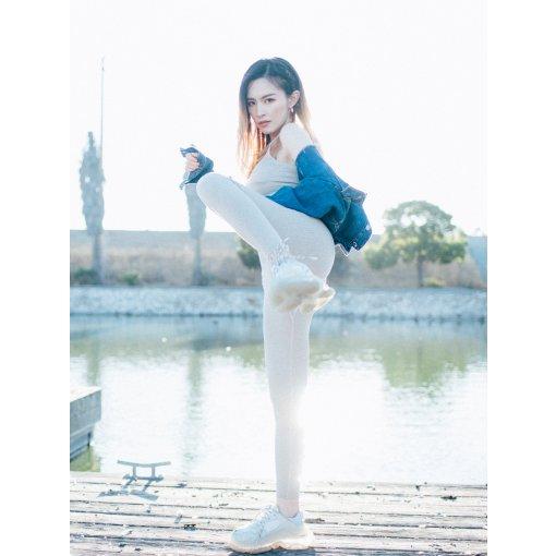 谁说Zen Zen瑜伽服只能用来做🧘♀️它还可以...