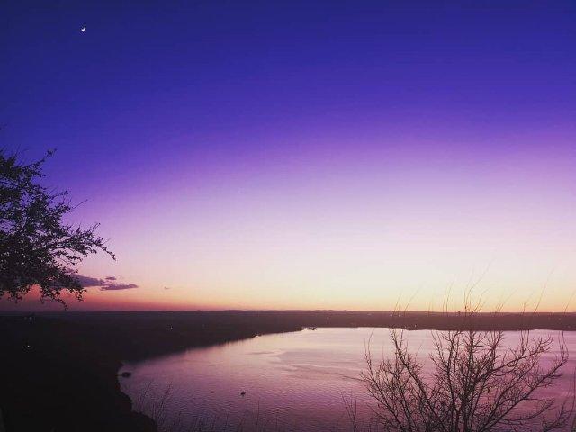 德州最美落日&星空餐厅