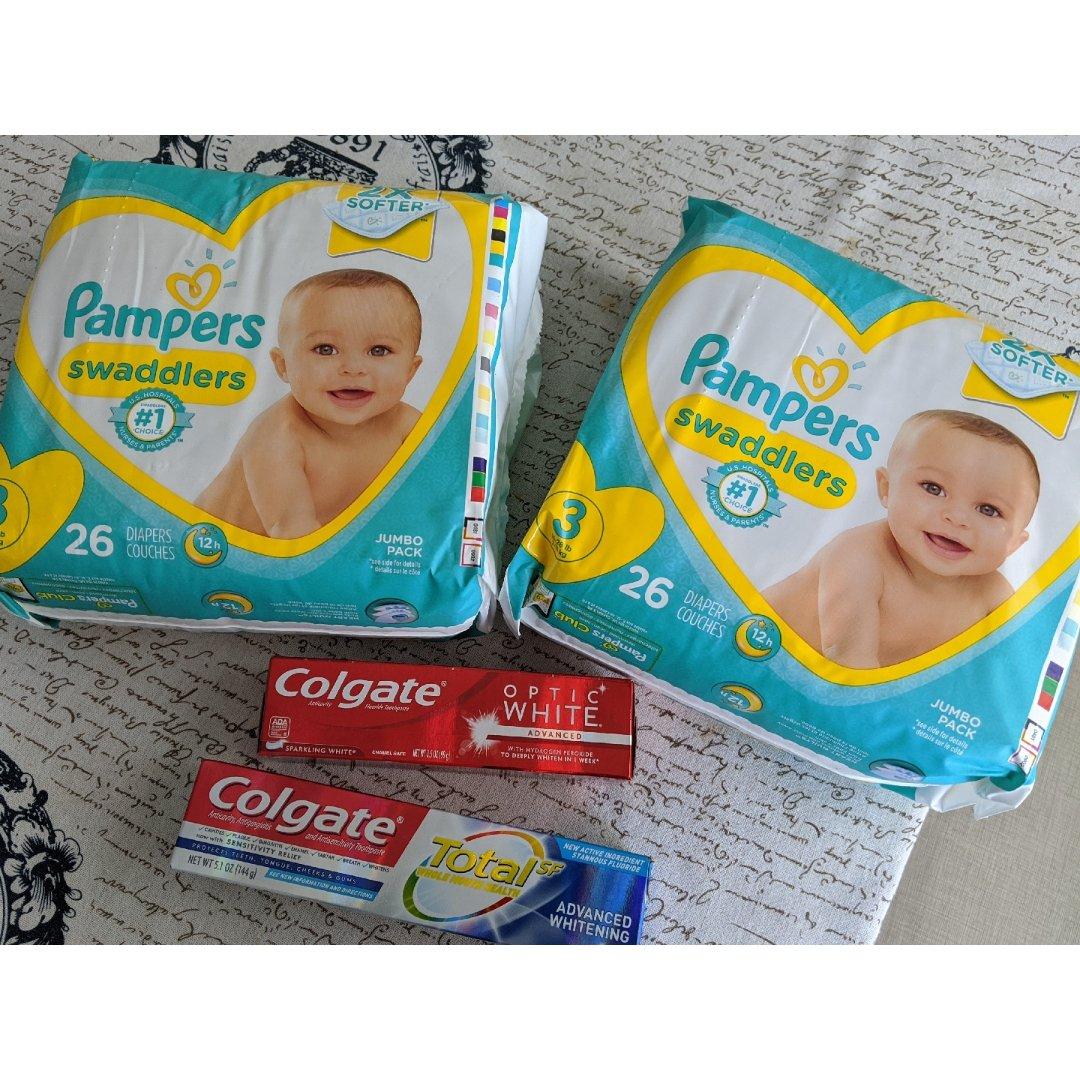 Walgreen's买diapers