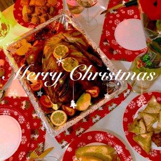 圣诞节大餐🎄