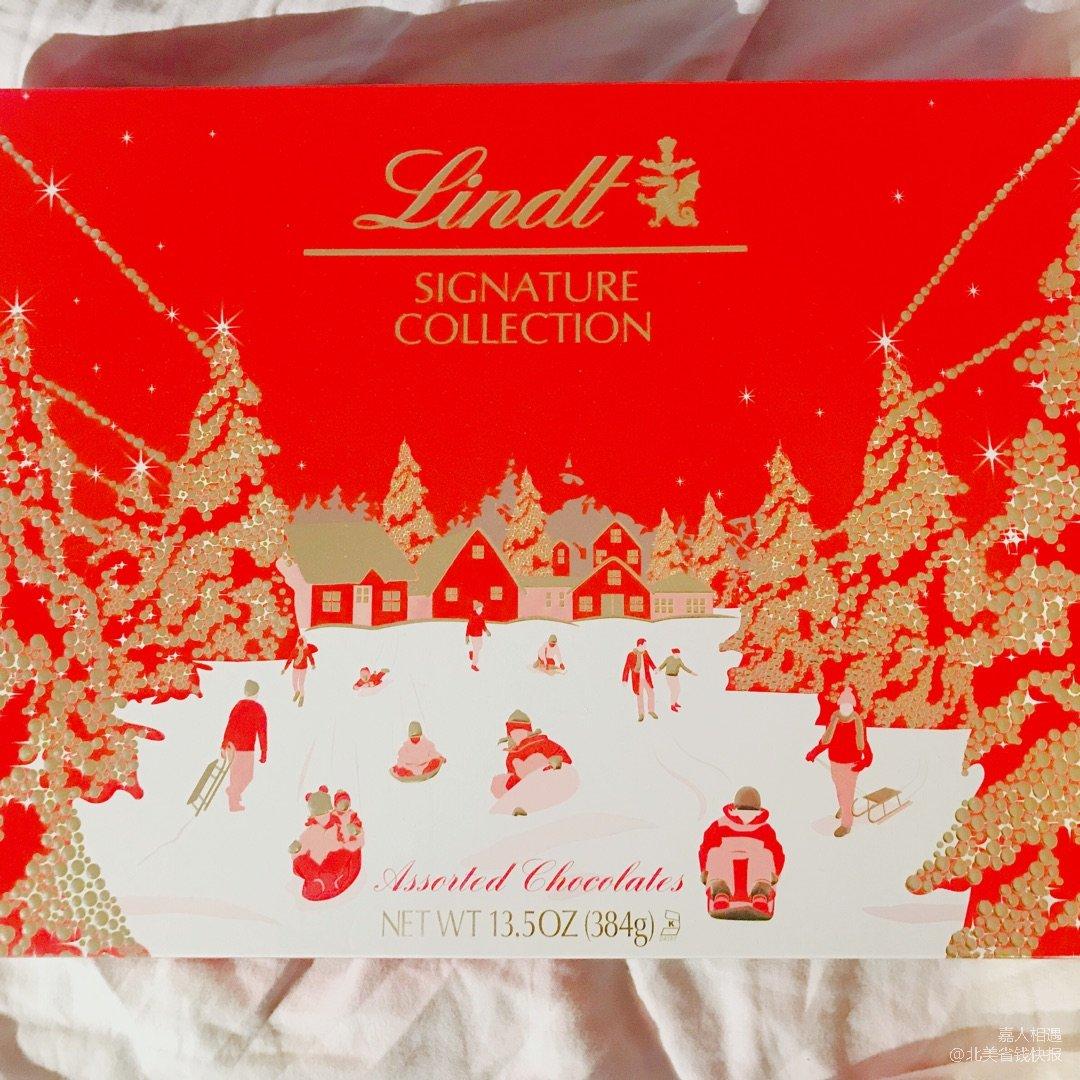 lindt巧克力礼盒