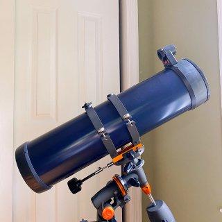 收集月亮装备|家用望远镜🔭...