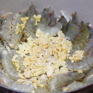 小帮手珐琅铸铁锅,低脂美食蒜蓉粉丝虾...