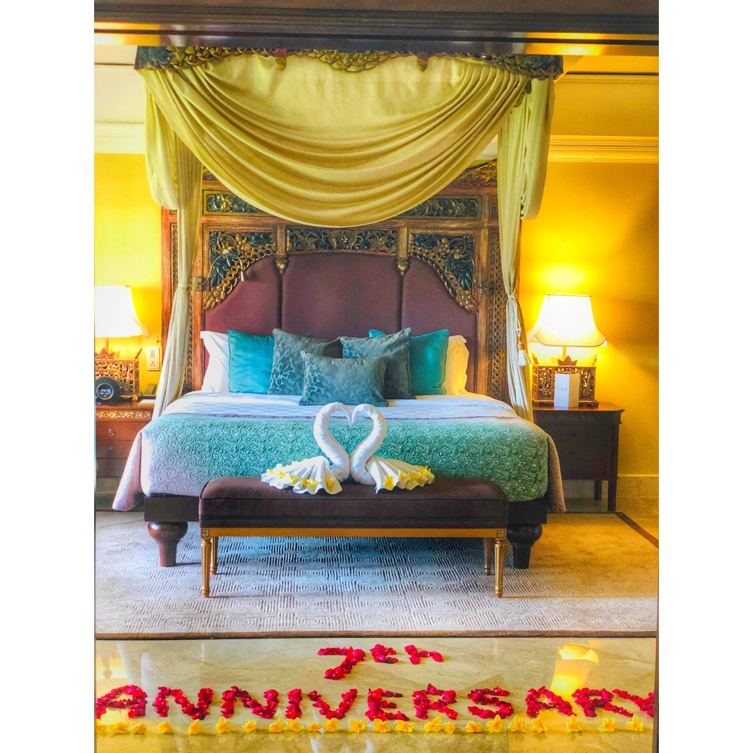 七週年結婚紀念 峇里島網紅酒店打卡