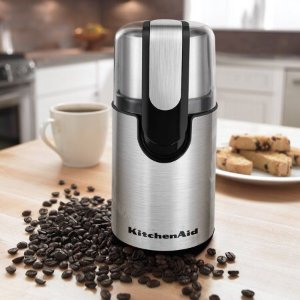 $20.36KitchenAid 咖啡研磨器 自制绿豆粉芝麻粉花生粉