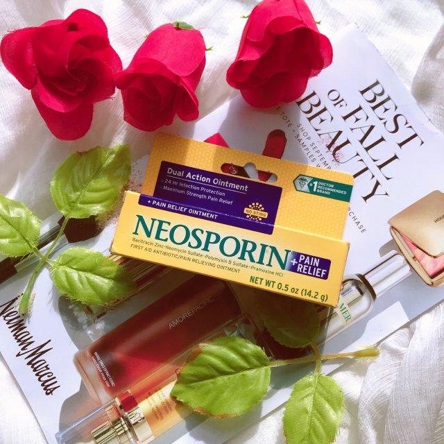 家中常备——Neosporin外用...