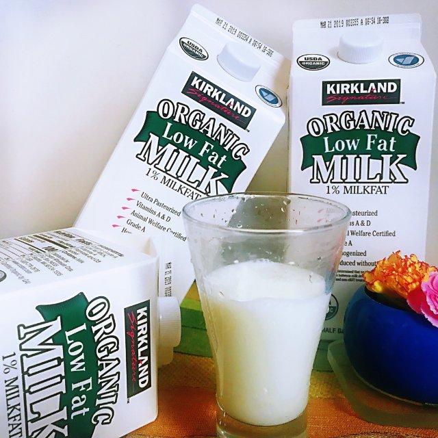 Costco 好物 |低脂牛奶