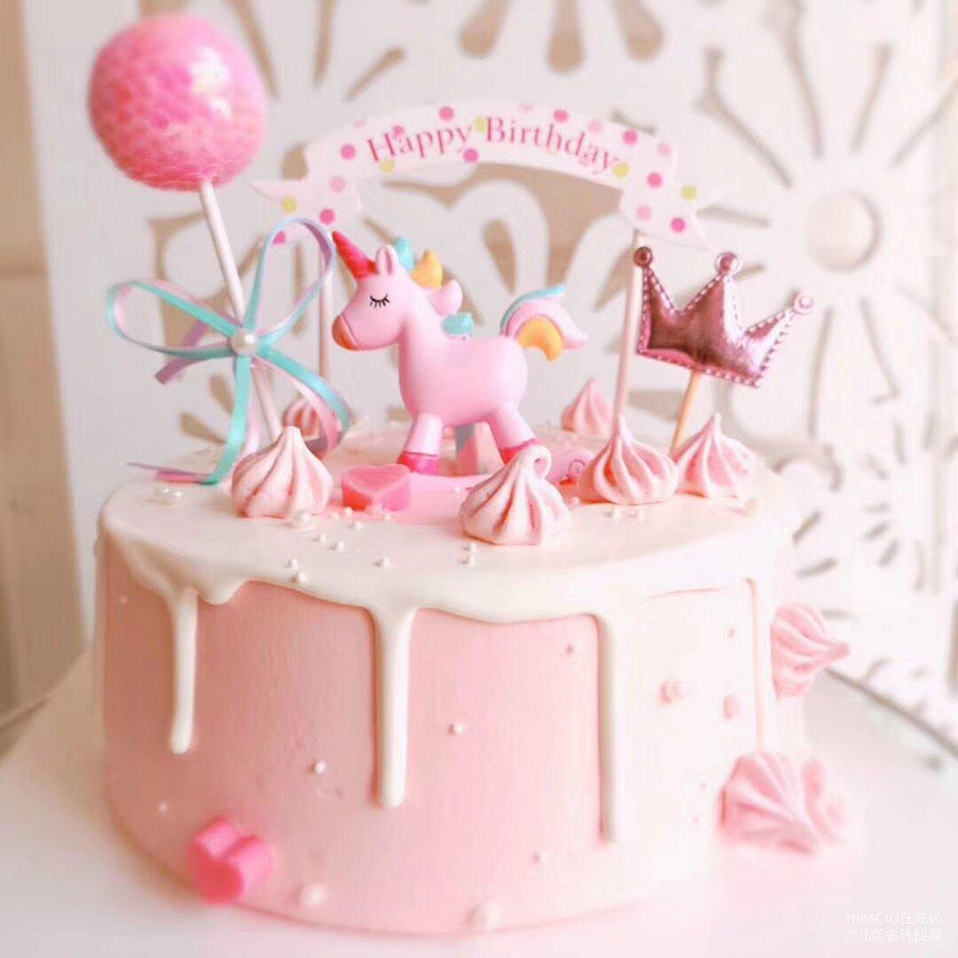 宝宝半岁的蛋糕