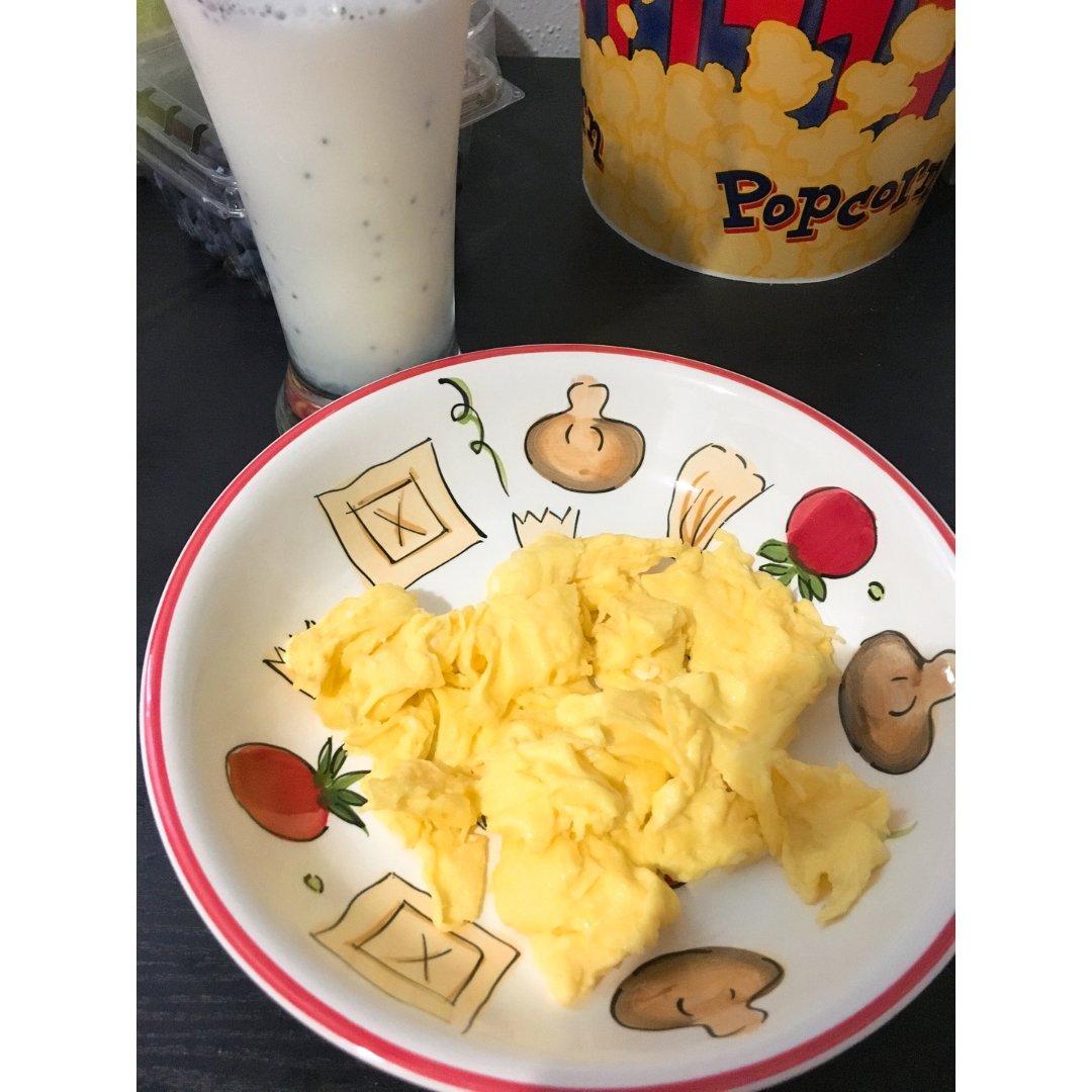 超简单早餐