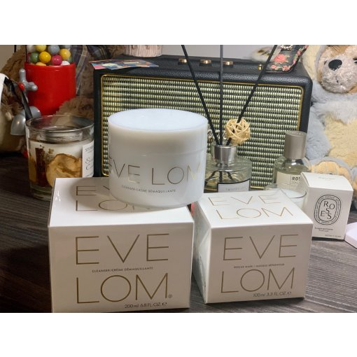 Evelom长期回购的卸妆膏🐾