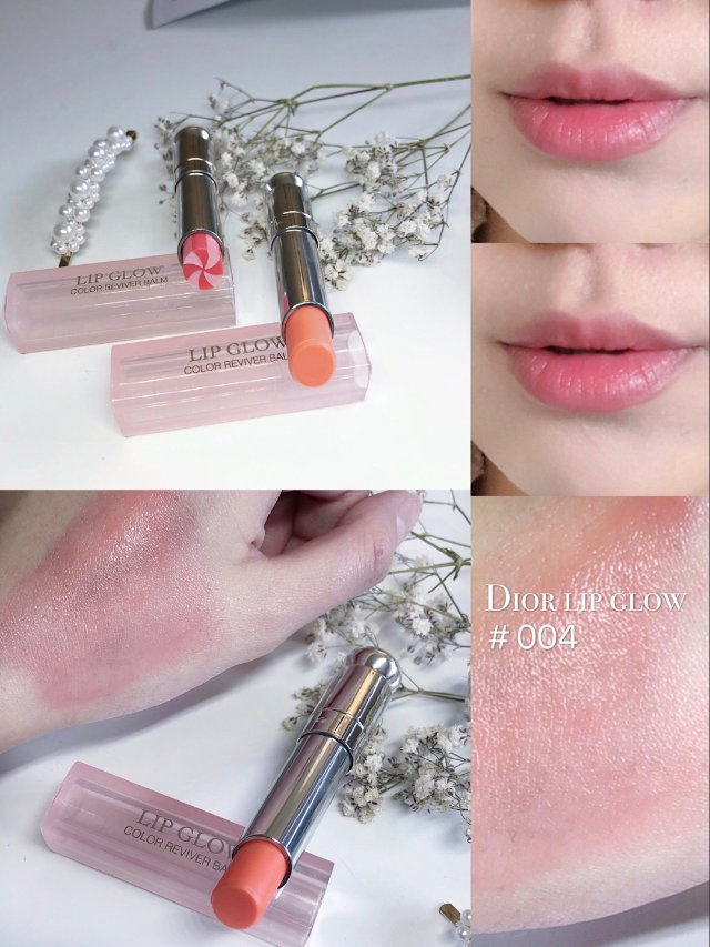 Dior Lip Glow 004...