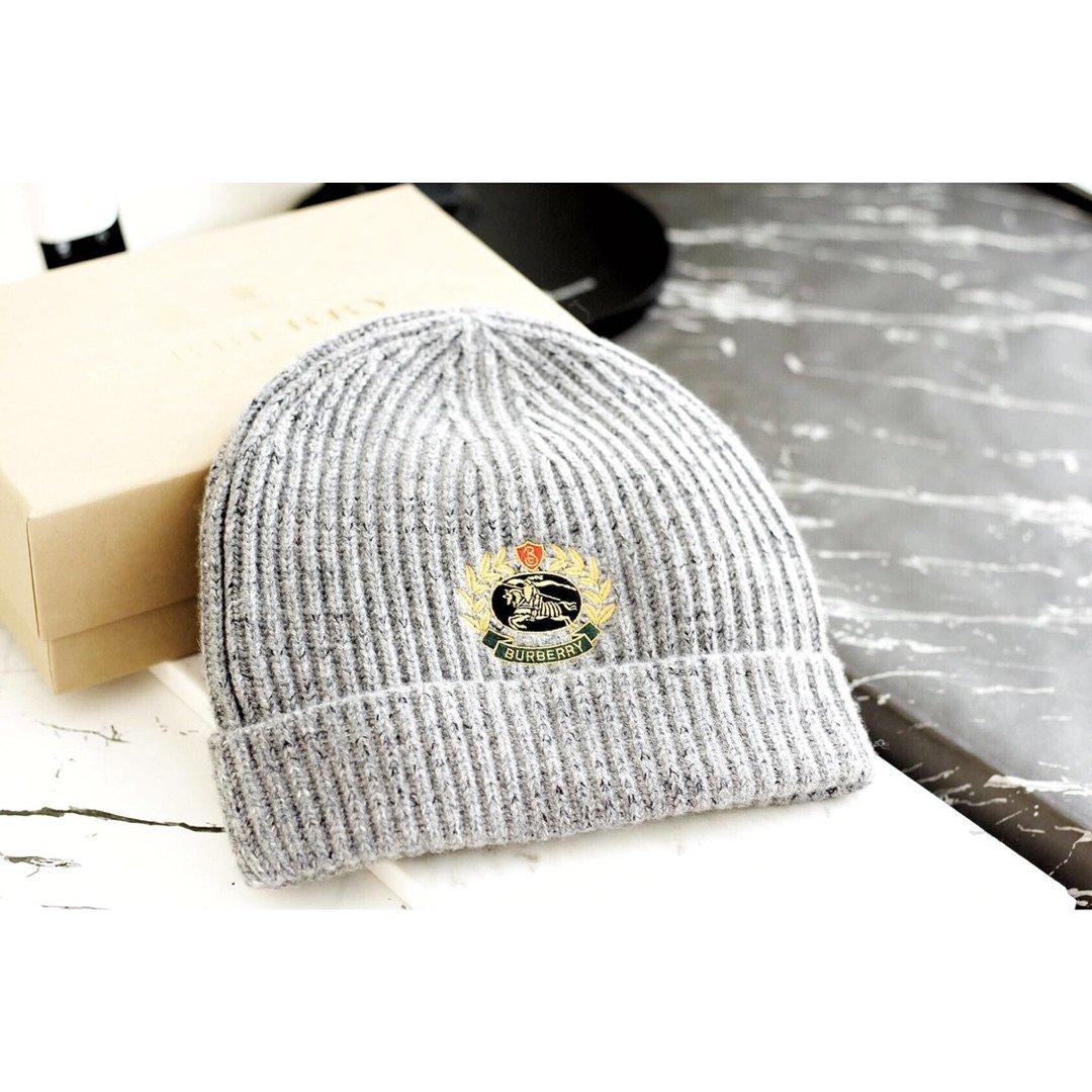 送男票的礼物🎁Burberry新款帽子