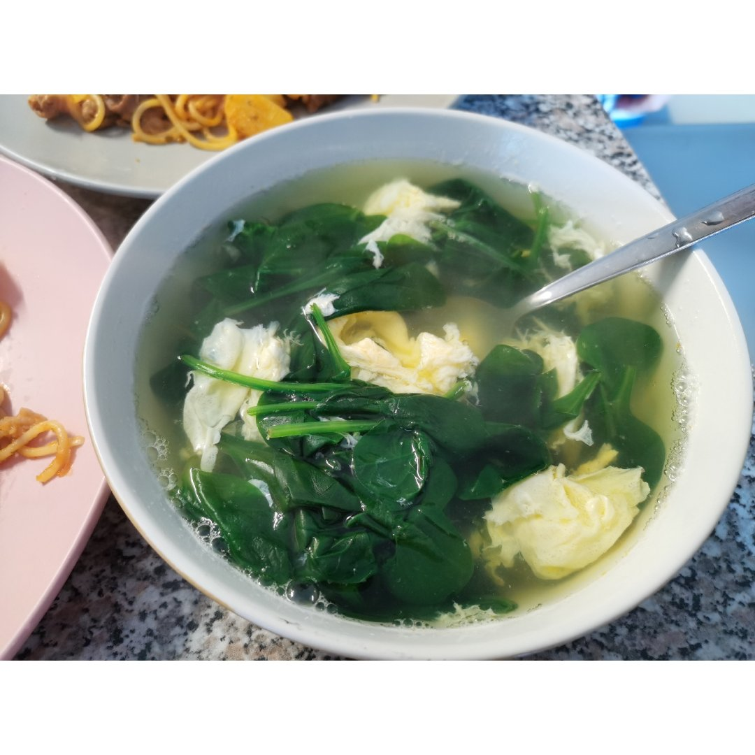 宅家吃什么| 菠菜汤...
