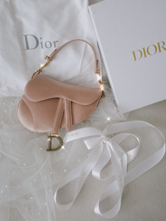购物分享▪️最Dior的saddl...
