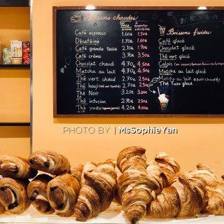 巴黎美食 巴黎最好吃的早餐店...