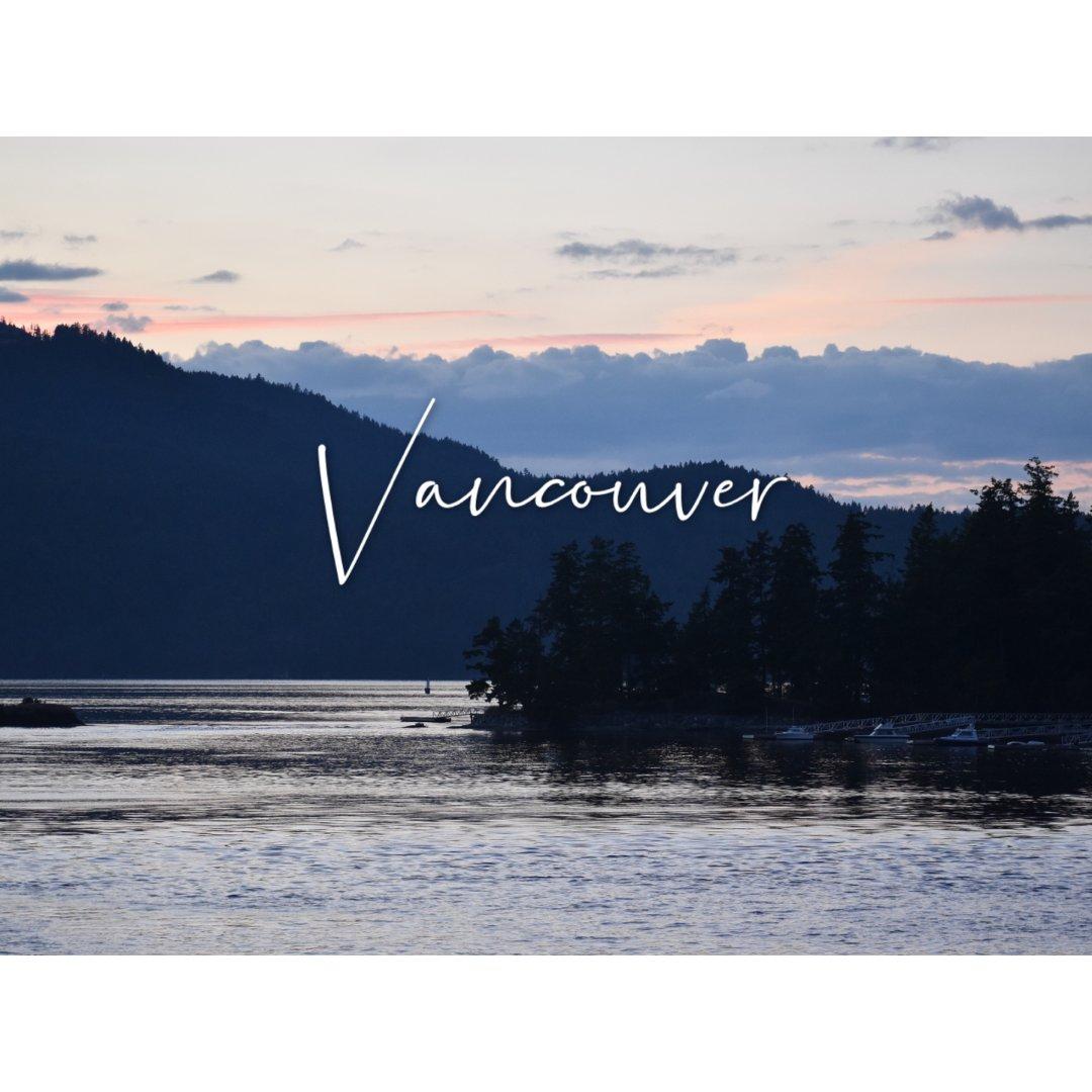Vancouver to Nana...
