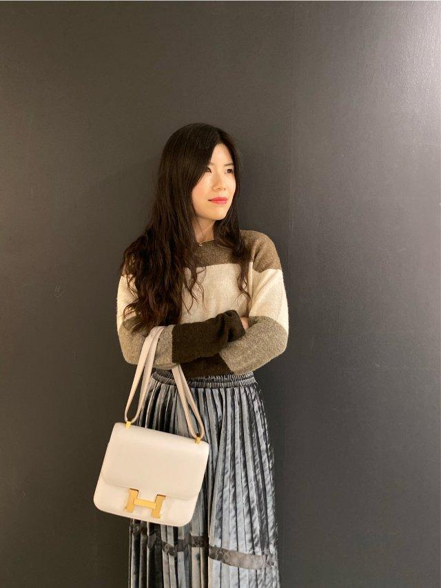 【时尚|穿搭】配色超暖的HM毛衣