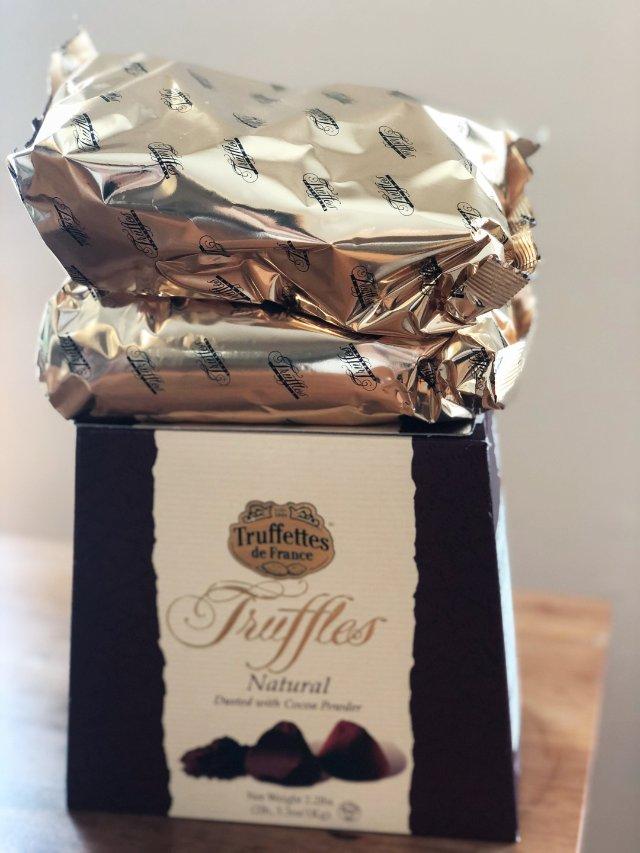 霍霍人的松露巧克力