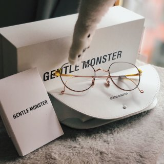 Gentle Monster,Jennie联名,我家猫