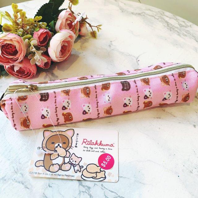 7 粉粉哒|超粉嫩又卡哇伊的笔袋