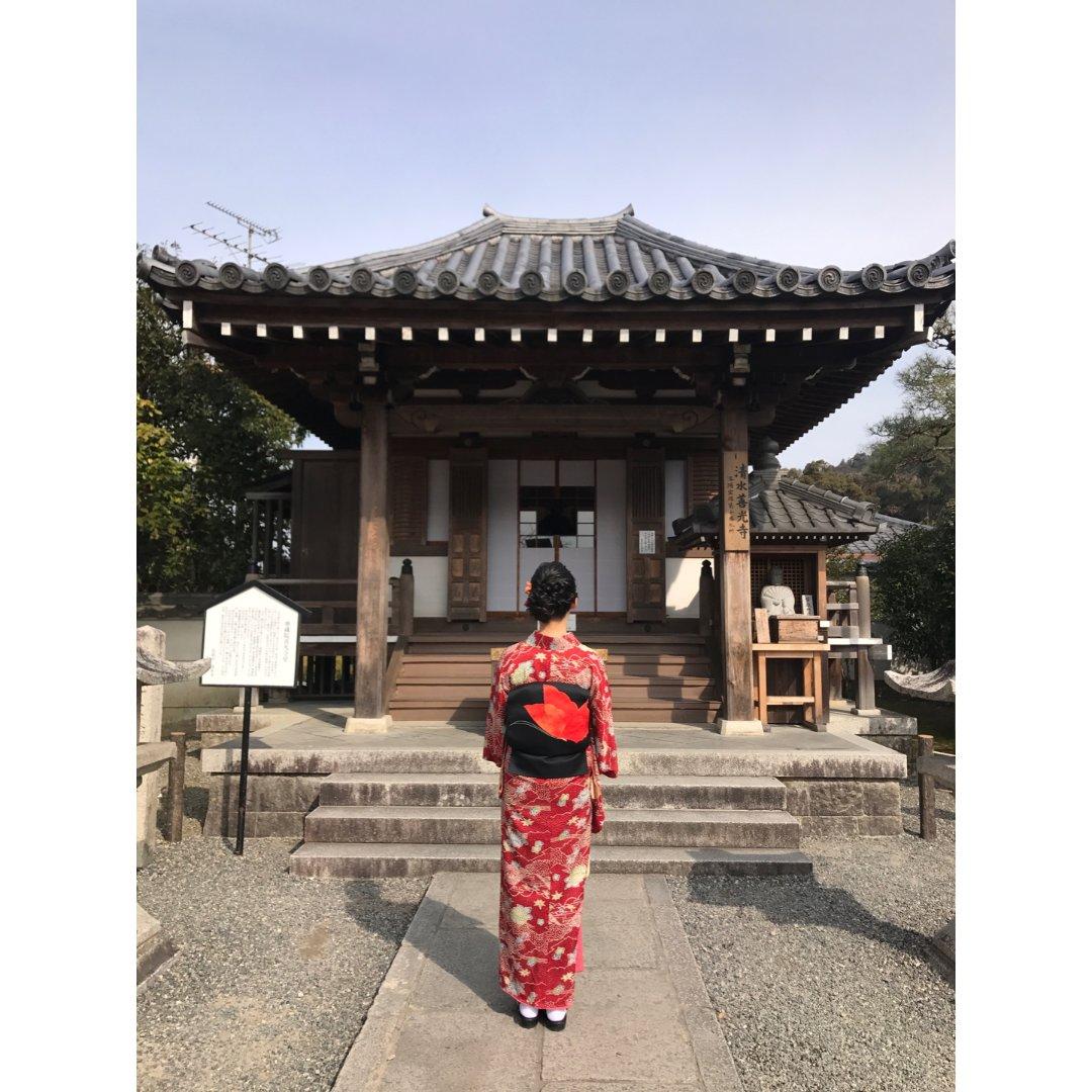 日本🇯🇵和服👘初體驗|附和服租借介紹