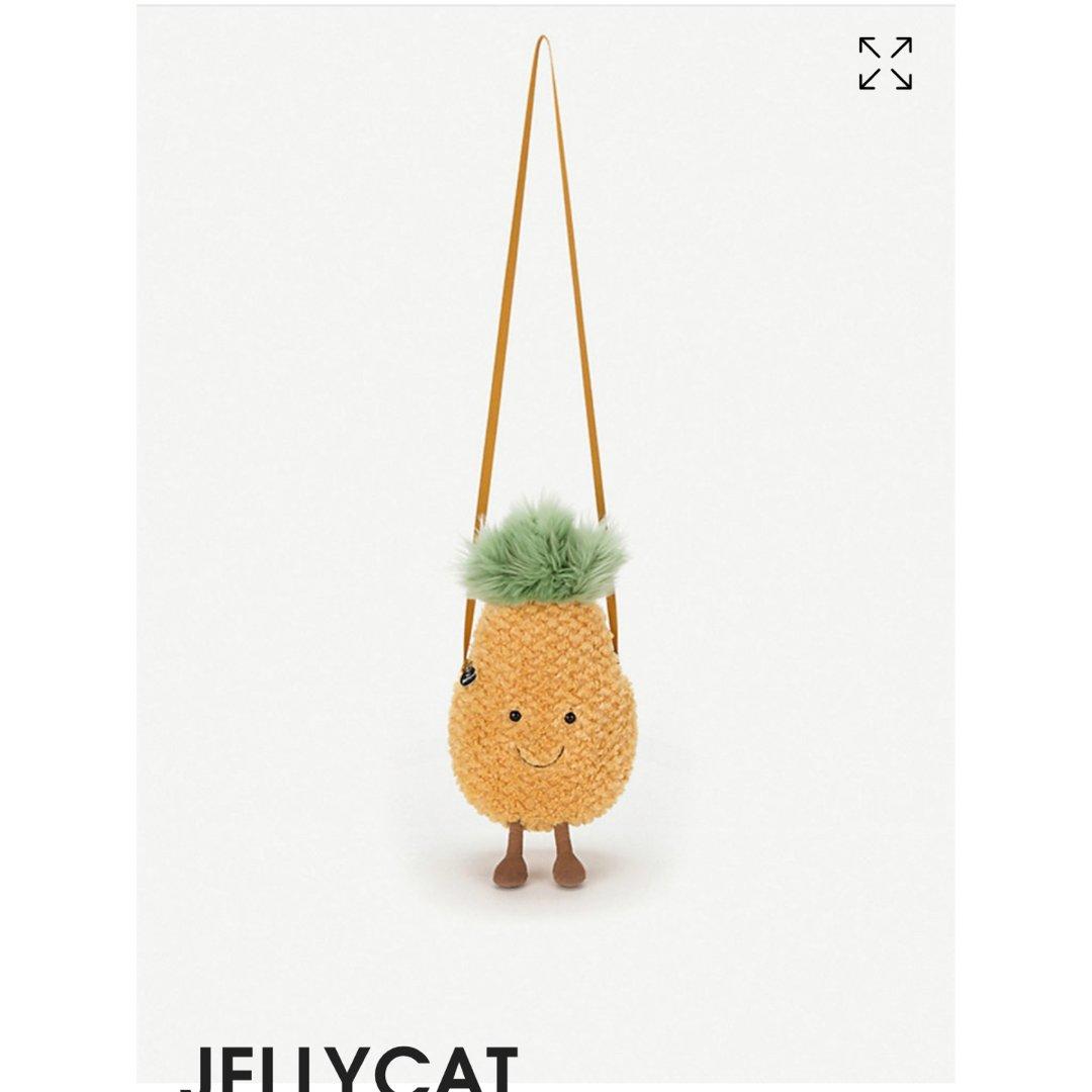中奖感谢贴,Jellycat菠萝包