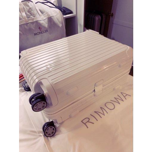 Rimowa ❤️ 我愛的旧物新物