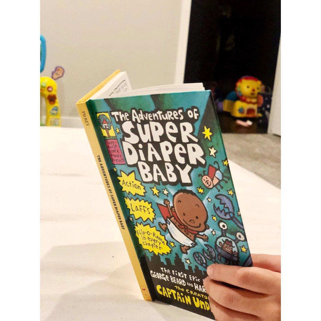 Super diaperbaby
