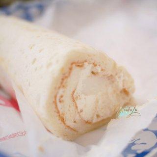 大白兔🐰奶糖蛋糕卷,小时候的味道...