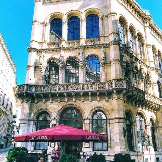 维也纳|拔草世界十大最美咖啡馆...