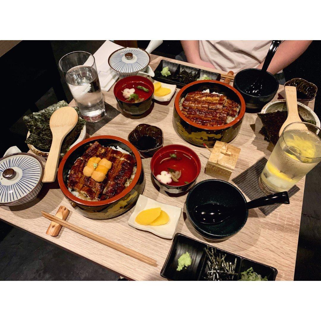 纽约怎么吃😋日本空运🇯🇵来曼哈顿的鳗鱼饭