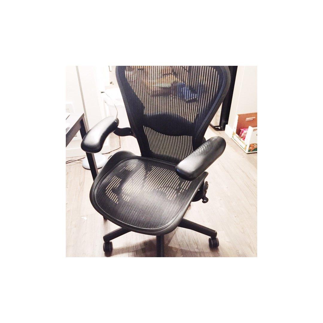 一直觉得工作学习的椅子很重要<br...