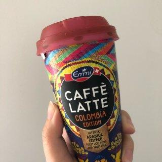 宅家打卡 超市的咖啡也好喝...
