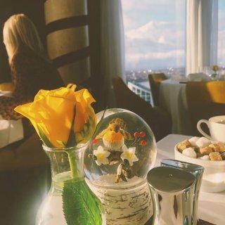 利物浦海景下午茶打卡☕️...
