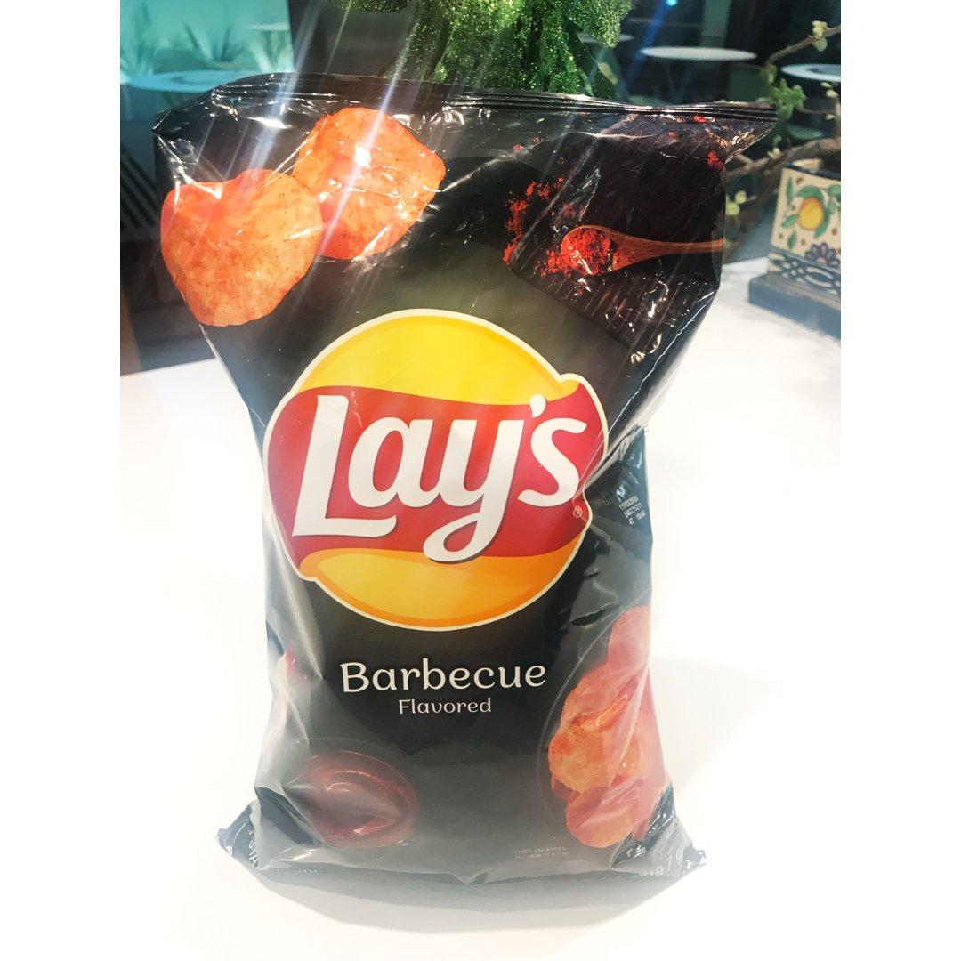 Lay's BBQ 薯片
