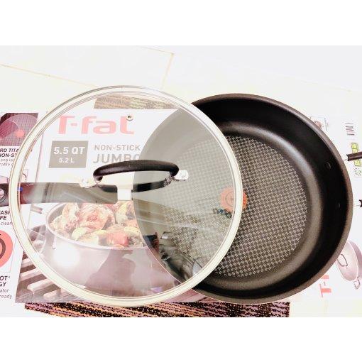 厨锅5⃣️ | T-fal红点平底不粘锅