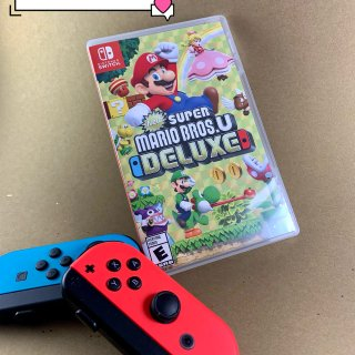 Switch,Super Mario Brothers 超级马里奥兄弟
