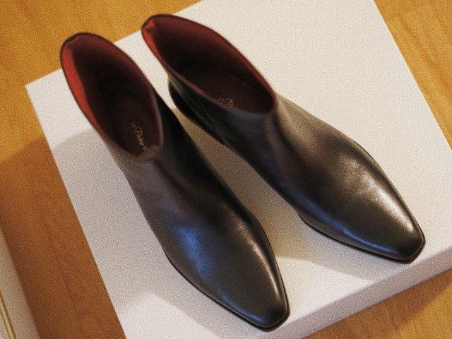 神仙队友   第一双3.1菲林小短靴