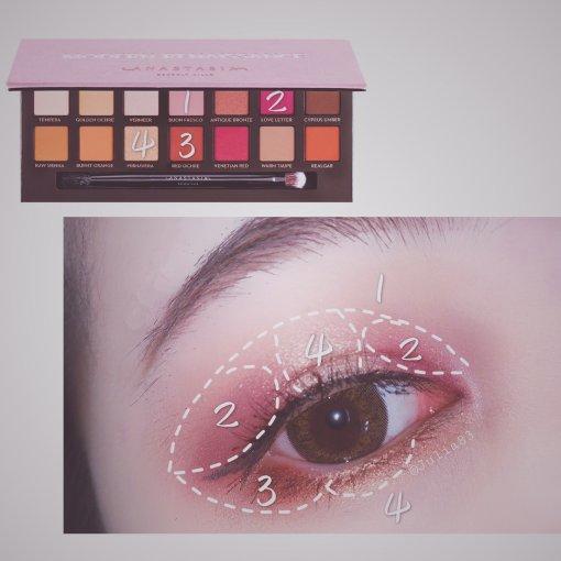 美妆|粉紫色眼影鼻祖 ABH文艺复兴