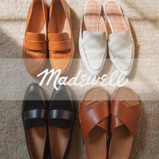 madewell🌟  四双常穿的平底鞋分...