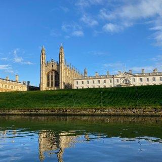 🇬🇧英国留学周边旅游/疫情期间剑桥一日游...