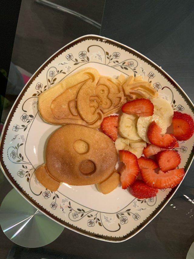 做给宝宝的早餐 早餐必备