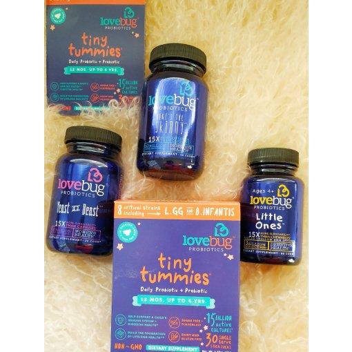 微众测 | lovebug 益生菌-守护全家健康的好帮手