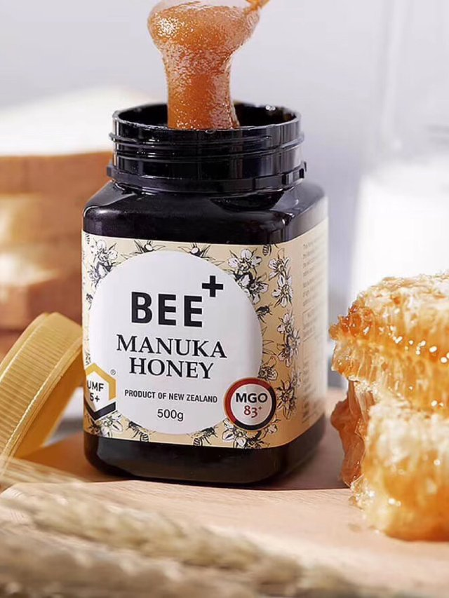 ③新西兰国宝—麦卢卡蜂蜜