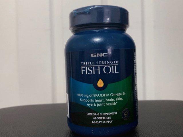 今天的鱼油🤨