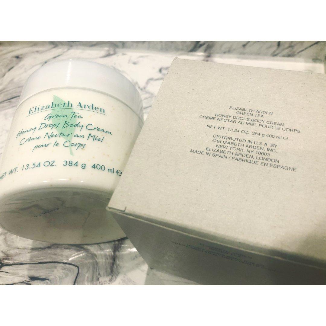伊丽莎白雅顿——绿茶身体霜