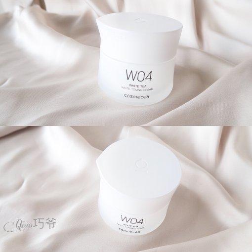 【冬季保湿不含糊】Cosmetea白茶面霜