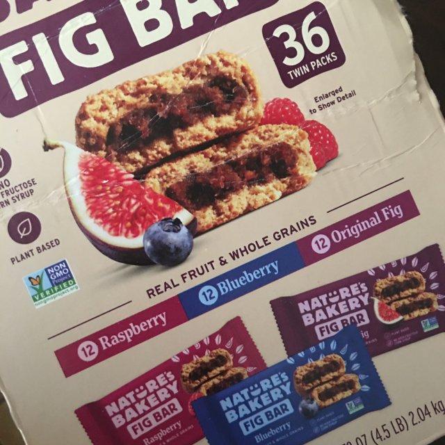 fig bar能量饼?