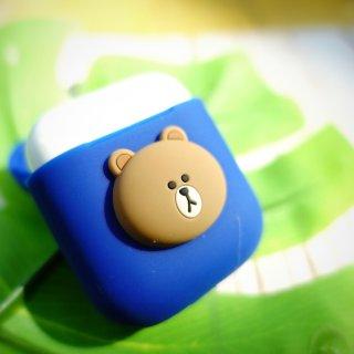 【微众测】🐻萌萌哒布朗熊AirPods Case~