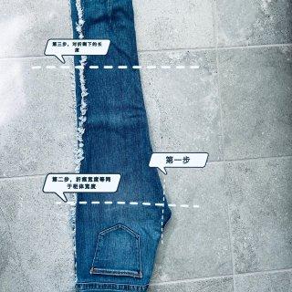 强迫症患者的日常——👖裤子、裙子的收纳...